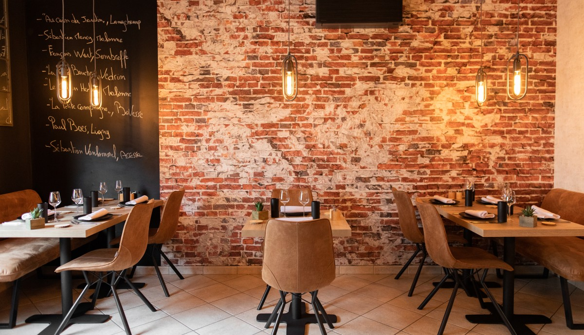 Pré de chez vous Restaurant locavore in Vedrin