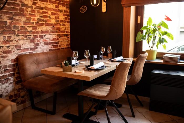 Foto's van restaurant Pré de chez vous Restaurant locavore in Vedrin