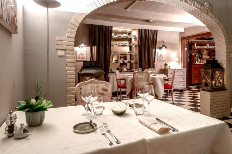 Le Barbouillon Hôtel - Restaurant gastronomique in Vencimont