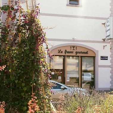 Le Franc Gourmet Restaurant à Virton
