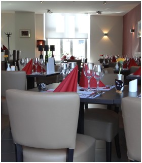 la Cuisine des Compagnons Restaurant in Walcourt