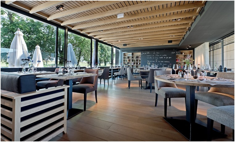La Cuisine de Naxhelet Restaurant in Wanze