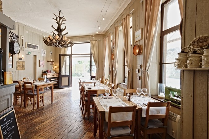 Le Jules d'Emilie Restaurant à Watermael-Boitsfort (Bruxelles)