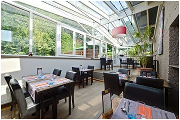 Comptoir du Ry Restaurant in Waver