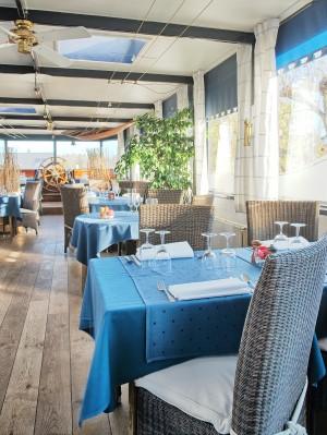 La Péniche Restaurant à Wavre