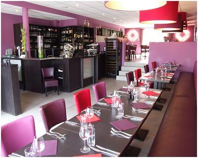 L 39 atelier des sens restaurant h tel wellin for Atelier cuisine luxembourg