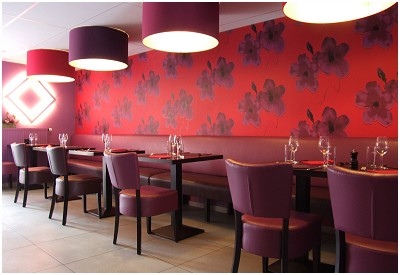 L'Atelier des Sens Restaurant - Hôtel in Wellin