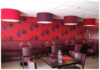 Restaurant - Hôtel L'Atelier des Sens - Wellin