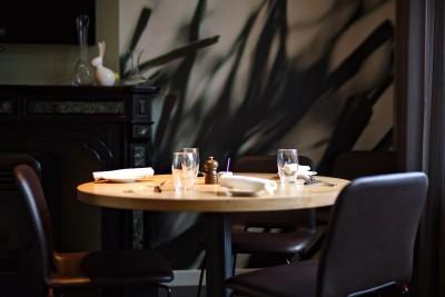 Carré d'herbes Restaurant in Wépion