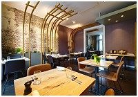 restaurant Carré d'herbes