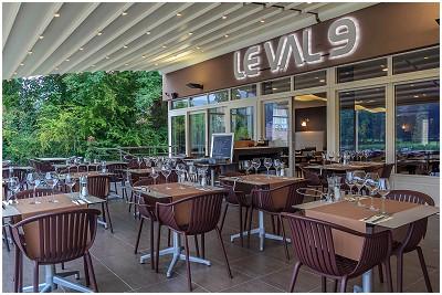 Le Val 9 Brasserie in Wépion