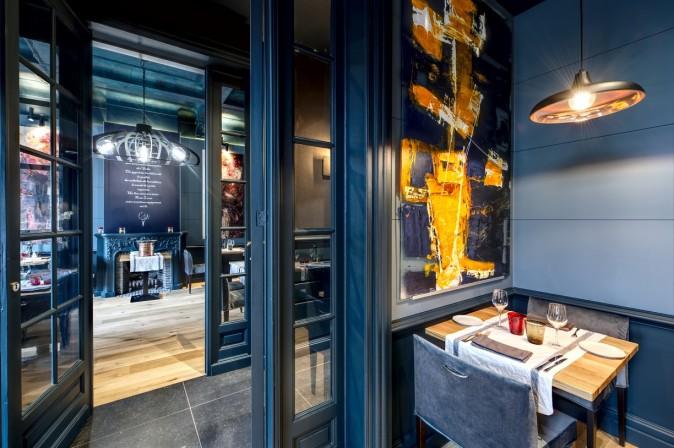 Terza Luna Restaurant in Sint-Pieters-Woluwe