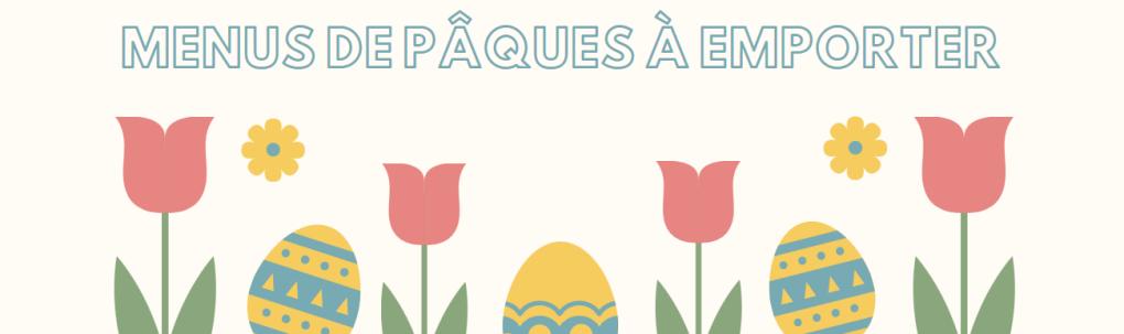 Menus de Pâques