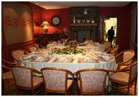 Restaurant - Hôtel Hostellerie Villa des Roses - Aywaille