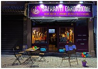 Restaurant Safran et Cardamome - Charleroi