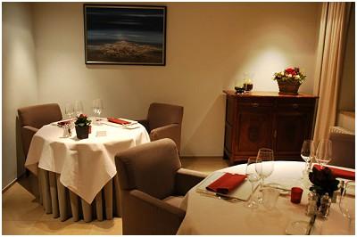 Hostellerie St-Nicolas Restaurant