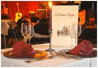 restaurant Le Rideau Rouge