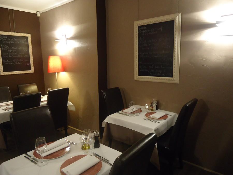 Restaurant Frédéric Maquin